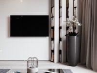 Идеи: ультрасовременная семейная квартира