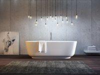 Идеи: 36 интерьеров элитных ванных комнат