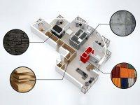Дизайн-проект: Идеи: лофт из Санкт-Петербурга