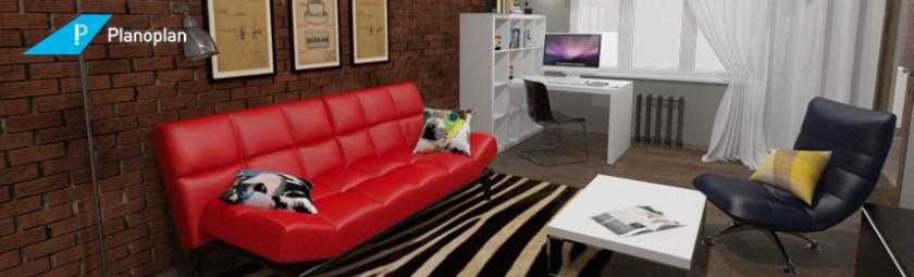 Планоплан: 3D планировщик квартир