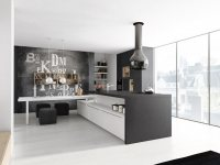Идеи: кухонный минимализм