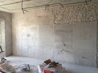 Фото до и во время ремонта: Двухкомнатная в Доме на Набережной