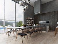 Идеи: 25 великолепных кухонь