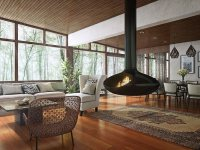 Идеи: 30 гостиных, в современном стиле