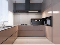 Идеи: квартира в стиле минимализм с яркой детской