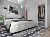 Идеи: серо-белые интерьеры из Скандинавии