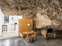 Идеи: дом в скале