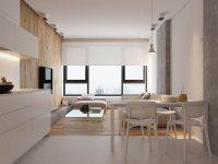 Идеи: шикарные стены современных квартир