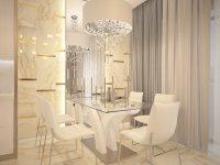 Дизайн-проект: Двухкомнатная квартира