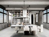 Идеи: дизайн-проект в стиле модерн