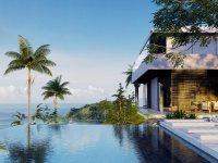 Дизайн: три виллы в Индонезии