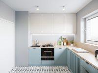 Дизайн-проекты: когда площадь квартиры меньше 45 метров