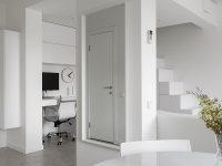 Дизайн-проекты: белый интерьер