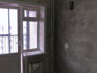 Фото до и во время ремонта: Однокомнатная Игнатьевское ш 25/18