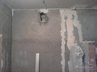 Фото до и во время ремонта: Современный минимализм