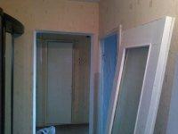 Фото до и во время ремонта: Квартира для молодой семьи