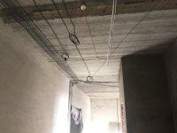 Фото до и во время ремонта: Дом на Набережной