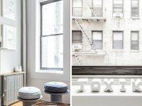 Идеи: дизайн-проект квартиры в Нью-Йорке